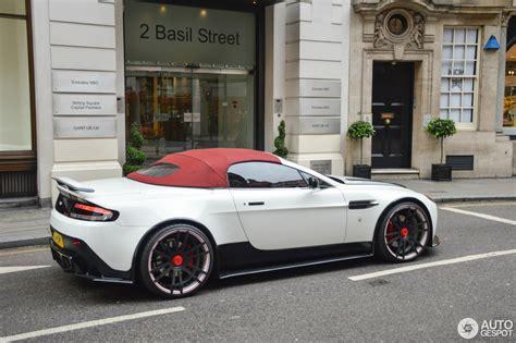 Aston Martin Vantage Roadster by Aston Martin Mansory V8 Vantage Roadster 19 September