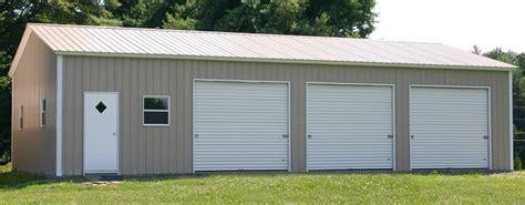 Metal Garage Buildings Prices For Metal Buildings Alabama Residents Look To Alan S