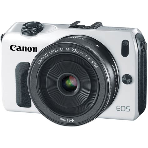 Canon Eos N canon eos m mirrorless digital with ef m 22mm 6610b024
