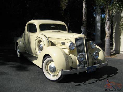 Packard Garage by Garage Find 1935 Packard 120 Coupe Complete