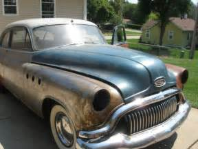 1951 Buick For Sale 1951 Buick Deluxe 2 Door Model 48d Runs And Drives For