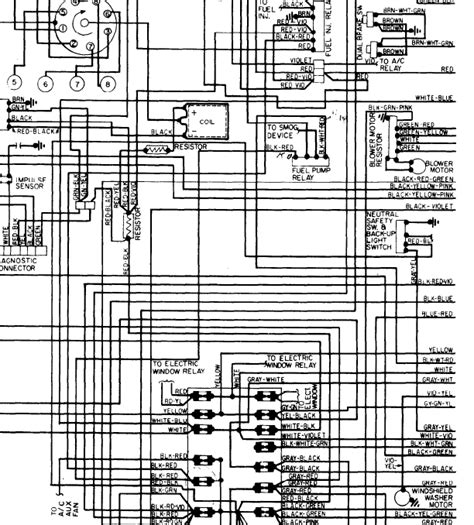 1977 mercedes 450sl wiring diagram mercedes 450sl firing