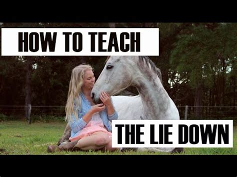 how to your to lie how to teach your to lie no ropes