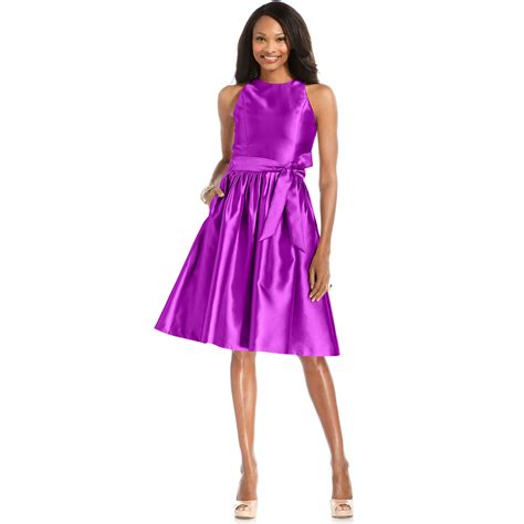 isaac mizrahi new york isaac mizrahi dress sleeveless bow