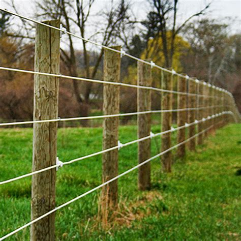how to run electric fence for horses best idea garden