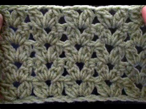 image pattern clustering crochet a cluster v stitch blanket crochet geek july 2
