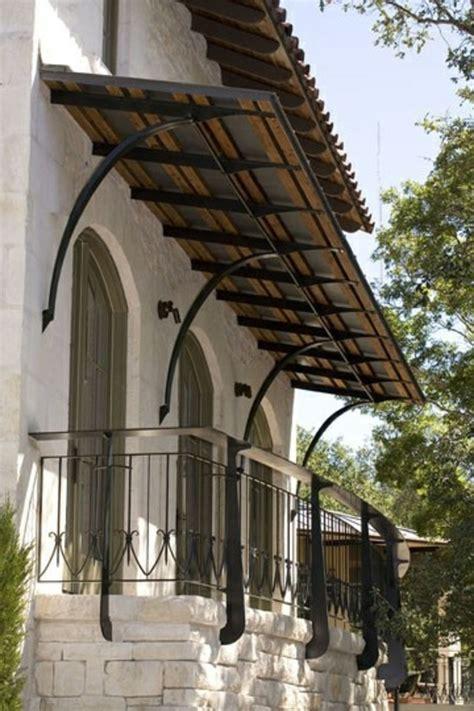 metallgel nder balkon schicke balkon 252 berdachung die funktionalit 228 t und stil