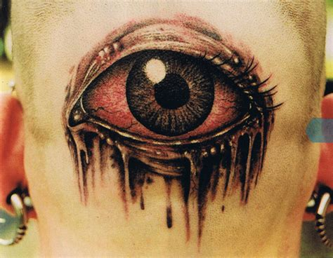 eyeball tattooing eye tattoos photo gallery