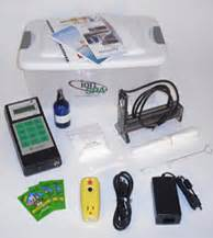 Do Brushing And Showers Detox Lyme Forum by The Ionspa Personal Ionic Foot Bath