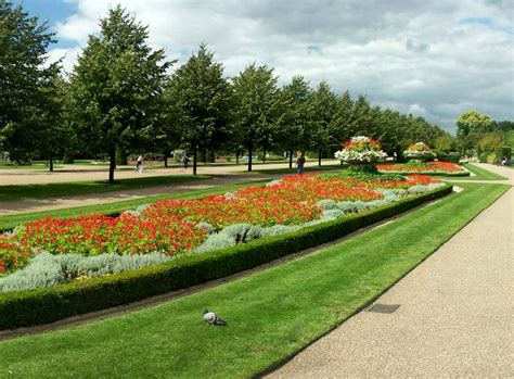 Garden Arch Regents Park Panoramic Images Of The World Avenue Gardens In The