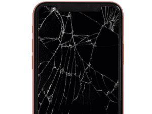 iphone xr cracked screen replacement repair cellphonerepair