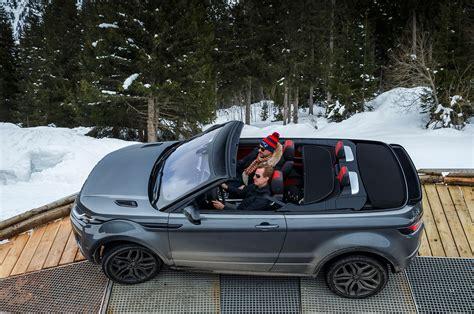 range rover evolution price 2017 range rover evoque convertible review