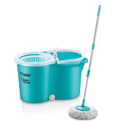 prestige clean home psb 10 magic mop blue amazon in home brooms mops buy magic mop online in india at best