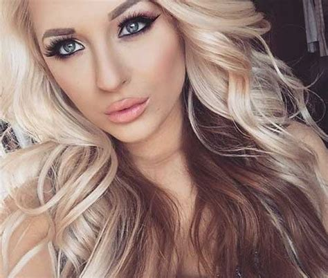 hairstyles for blonde and brown hair 25 brown and blonde hair ideas hairstyles haircuts