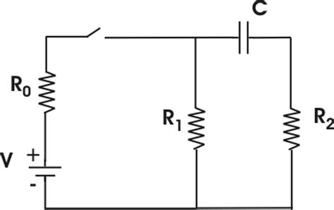capacitor rc circuit initially uncharged capacitor rc circuit initially uncharged 28 images capacitor of fig 1 is initially uncharged