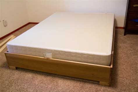 West Elm Chunky Wood Bed Frame Builders Showcase West Elm Inspired Bed Frame The Design Confidential