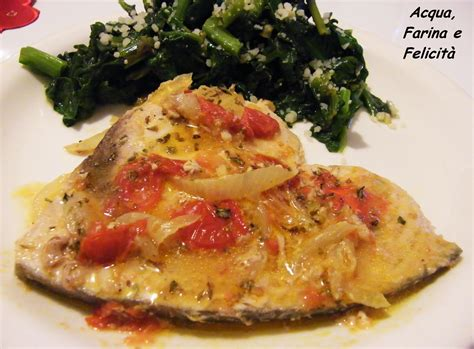come cucinare il pesce spada in padella pesce spada con pomodorini in padella acqua farina e