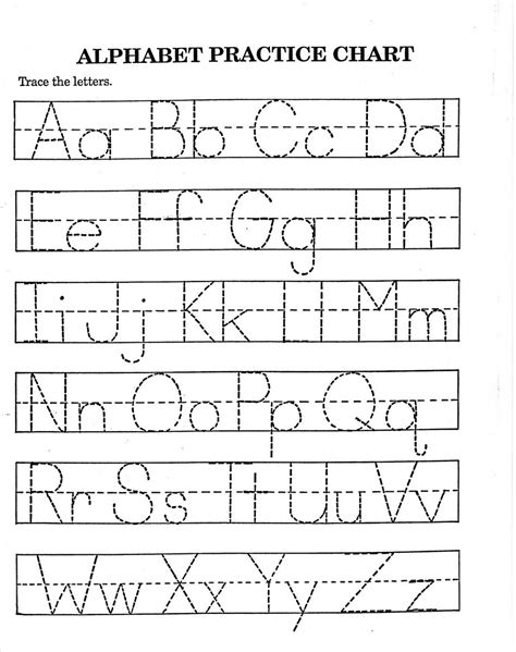 printable letters of the alphabet for tracing alphabet tracing activities free loving printable