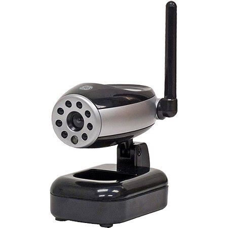 general electric ge decoy camera w/ flashing led light