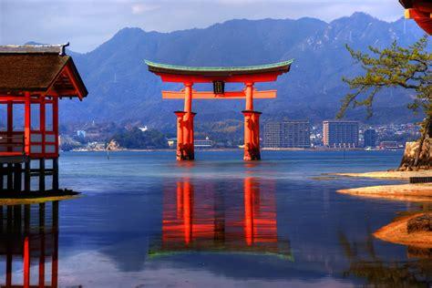 japanischer garten lebach torii of itsukushima shrine ben torode flickr