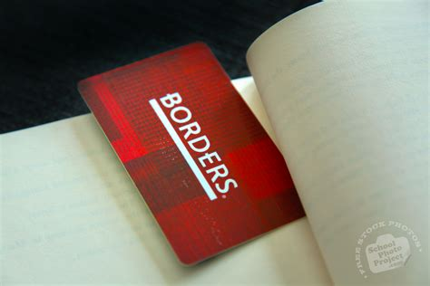 Borders Books Gift Cards - borders logo free stock photo image picture borders logo on gift card royalty
