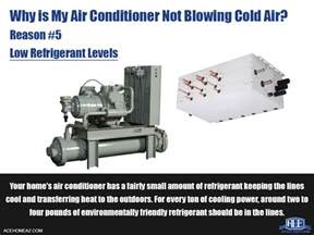 home ac not blowing cold here s why your air conditioner s not blowing cold air
