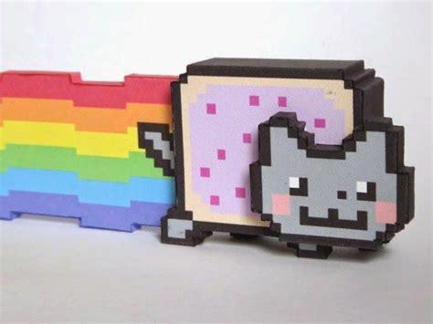 Papercraft Sale - nyan cat papercraft tektonten papercraft printables