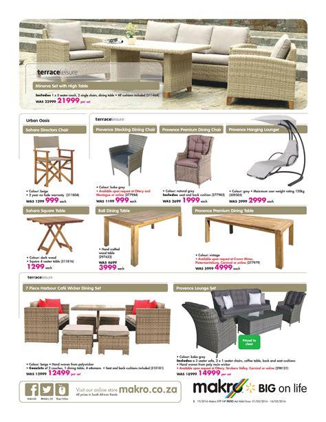 Builders Warehouse Patio Furniture by Warehouse Patio Furniture Chicpeastudio