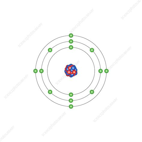 Silicon Number Of Protons by Number Of Protons For Silicon Bohr Model Diagram For