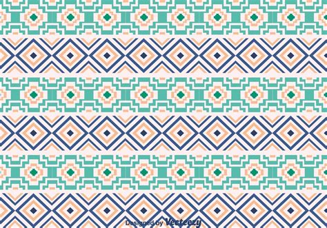 aztec pattern vector ethnic aztec ornament pattern download free vector art