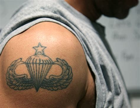 paratrooper tattoo 82nd airborne wings www pixshark images