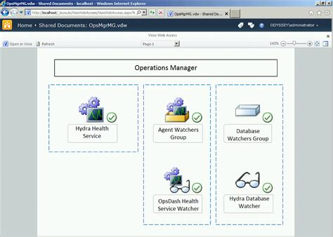 visio web service icon opsmgr dashboard integration creating a visio integrated