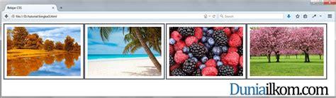 membuat gambar transparan css tutorial css membuat gallery gambar dengan html dan css