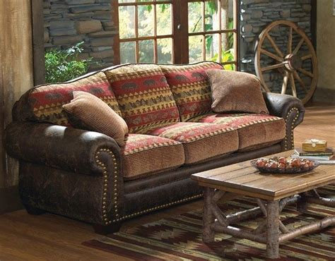 Southwestern Sofas by Southwestern Living Room Furniture Foter
