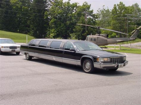 cadillac limo for sale used cadillac limos for sale auction