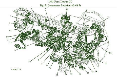 2004 ford taurus wiring diagram 31 wiring diagram images