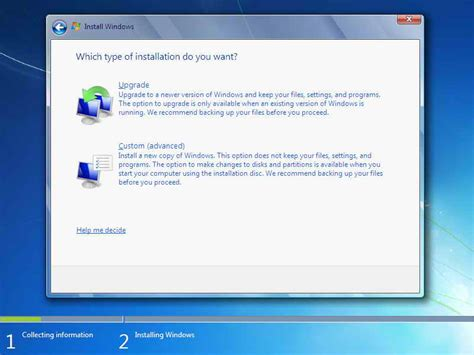 tutorial instal windows 7 32 bit tutorial install windows 7 ultimate 32 bit di notebook