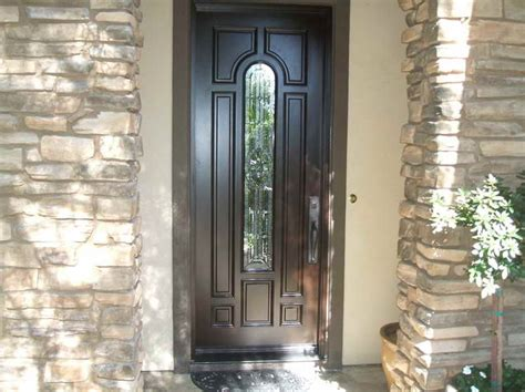 home design home depot exterior doors with black glassy