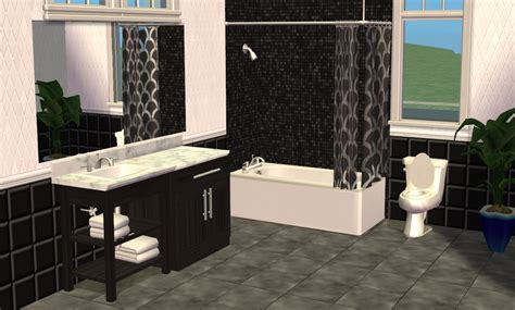 sims 2 bathroom mod the sims smallhouse models bathroom set