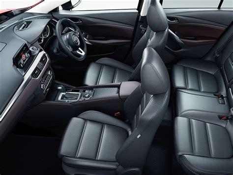 Mazda 6 Tourer 2 0 Se L Lux Nav Car Leasing