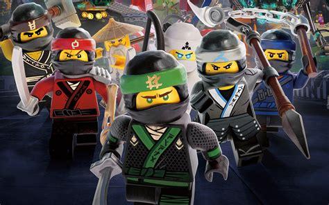 film de ninja go plakat filmu the lego ninjago movie