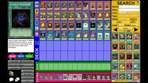 yugioh deck erstellen tele jinzo deck profile