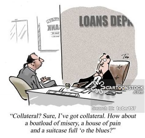 house for collateral loans loans officer cartoons and comics funny pictures from cartoonstock