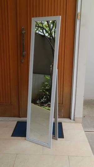 Cermin Standing jual standing mirror cermin berdiri 160x40 paling murah