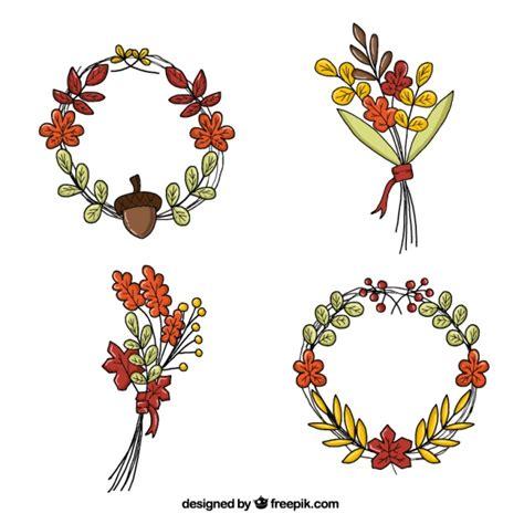 bellissimi mazzi di fiori bellissimi mazzi di fiori e corone di fiori autunnali