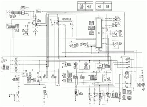 yfm 350 wiring diagram 2001 photos electrical