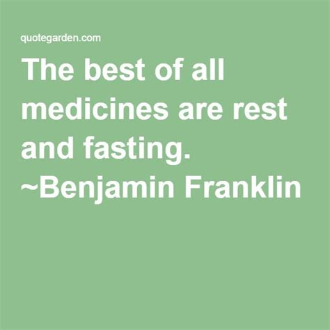 Ben Franklin Detox by 100 Best Intermittent Fasting Images On