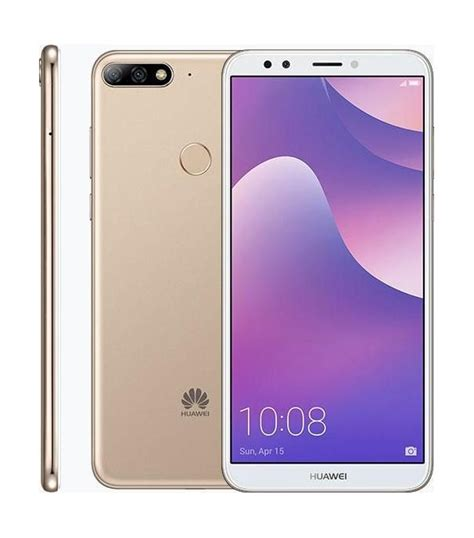 Huawei Y7 Prime 32 Gb Gold huawei y7 prime 2018 32gb phone xcite ksa