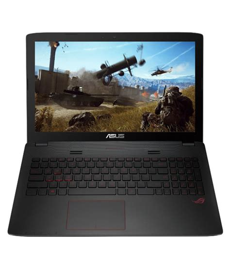 Asus Gaming Laptop In Snapdeal asus rog gl552vx dm261t notebook 90nb0aw1 m03150 6th generation intel i7 64gb ram 1tb