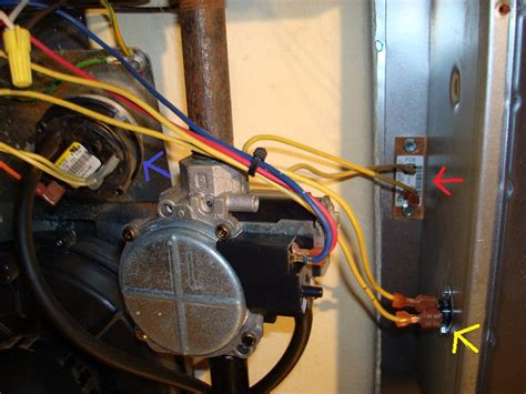 blinking red light on furnace trane xr 90 constant blinking red light fan works no ignition